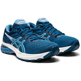 asics GT-2000 9 Shoes Women, azul/blanco